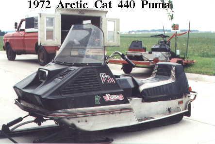 1972 arctic cat puma